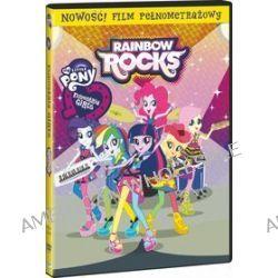 My Little Pony. Equestria Girls. Rainbow Rocks. Część 2 [DVD] (DVD) - Jayson Thiessien