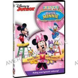 Klub Przyjaciół Myszki Miki. Butik Minnie [DVD] (DVD) - Rob LaDuca, Sherie Pollack, Kelly Ward