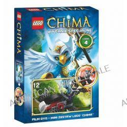 LEGO Chima. Część 4. Odcinki 13-16 [DVD] - wydanie specjalne + zestaw LEGO (DVD) - Andre Bergs, Peder Pedersen, Lee Stringer