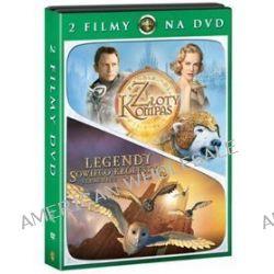 Pakiet Pełen Przygód!.Złoty Kompas i Legendy Sowiego Królestwa (2 DVD) (DVD) - Zack Snyder, Chris Weitz