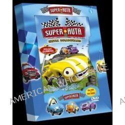 Super auta (DVD + ramka na zdjęcie) (DVD)