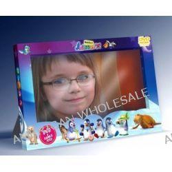 Śniegusie (2 bajki DVD + ramka na zdjęcia) (DVD)