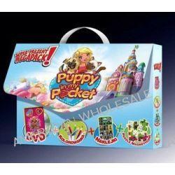 Puppy in my pocket (DVD+kolorowanka+naklejki+puzzle magnetyczne) (DVD)