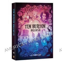 Tim Burton - kolekcja (8 filmów DVD) (DVD) - Tim Burton