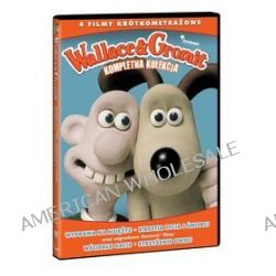 Wallace & Gromit (4 filmy) (DVD) - Nick Park