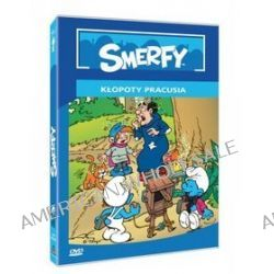 Smerfy - Kłopoty Pracusia (DVD)