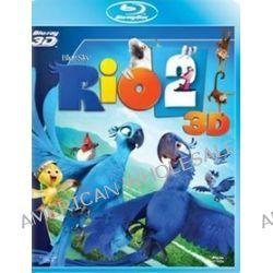 Rio 2 3D i 2D [2Blu-ray] (Blu-ray Disc) - Carlos Saldanha