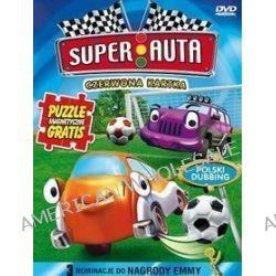 Super auta -czerwona kartka + puzzle (DVD)