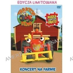 Traktor Tom - Koncert na farmie+puzzle (DVD)