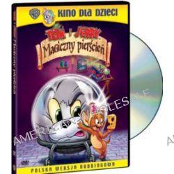 Tom i Jerry, Magiczny pierścień (DVD)
