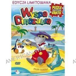 Wyspa dinozaura + puzzle magnetyczne (DVD)