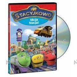 Stacyjkowo - Akcja, stacja! (DVD) - Sarah Ball