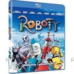 Roboty (Blu-ray Disc) - Carlos Saldanha, Chris Wedge