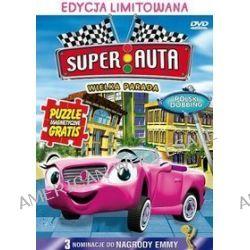 Super auta - Wielka parada + puzzle (DVD)