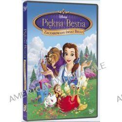 Piękna i Bestia: Zaczarowany świat Belli (DVD)