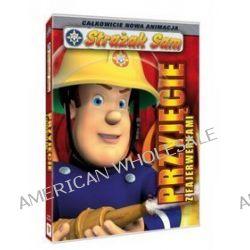 Strażak Sam - Przyjęcie z fajerwerkami (DVD)