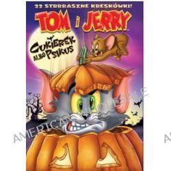 Tom i Jerry: Cukierek albo psikus (DVD)