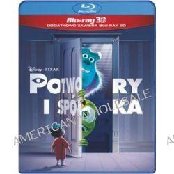 Potwory i spółka 3D + 2D (2 Blu-ray) (Blu-ray Disc) - Pete Docter