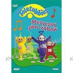 Teletubisie: Muzyczny Plac Zabaw (DVD)