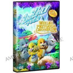 Zhu Zhu Pets: Wielka przygoda chomików (DVD)
