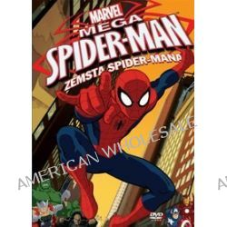 Ultimate Spider Man: Volume 3 - Zemsta Spider-Mana (DVD)