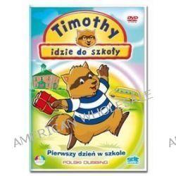 Timothy idzie do szkoły-Pierwszy dzień w szkole (DVD)