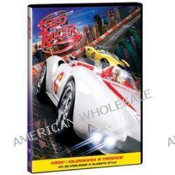 Speed Racer z kredkami (DVD) - Larry Wachowski, Andy Wachowski,