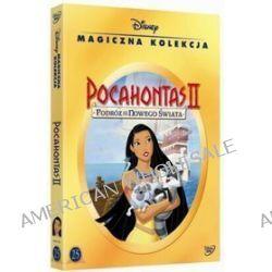 Pocahontas 2 - Podróż do Nowego Świata (DVD) - John Lasseter