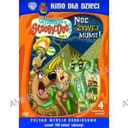 Scooby-Doo, Co nowego u Scooby-Doo? Cz.4 Noc żywej mumii (DVD)