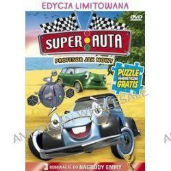 Super Auta - Profesor jak nowy + Puzzle magnetyczne (DVD)