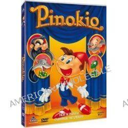 Pinokio (film rysunkowy w pełnym dubbingu aktorskim) (DVD)