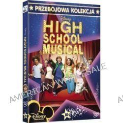 Przebojowa kolekcja: High School Musical - część 1 (DVD) - Kenny Ortega