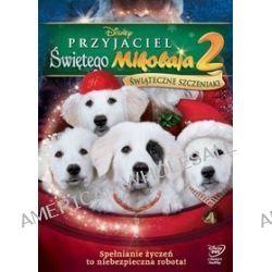 Przyjaciel Świętego Mikołaja: Świąteczne szczeniaki (DVD)