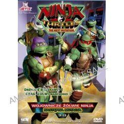 Wojownicze żółwie ninja - Następna mutacja (odcinki 9 -13) (DVD)