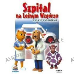 Szpital na Leśnym Wzgórzu - Wielkie wydarzenie (DVD)