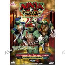 Wojownicze żółwie ninja - Następna mutacja ( odcinki 14 -18) (DVD)