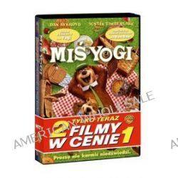 Scooby-Doo! Wyprawa po mapę skarbów + Miś Yogi. Hity Warner Bros (2 DVD) (DVD)