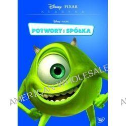Pixar Klasyka: Potwory i Spółka (druk/DVD) - Pete Docter, David Silverman, Lee Unkrich