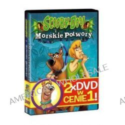 Scooby-Doo i zimowe stwory + Scooby-Doo i morskie potwory (2 DVD) (DVD)