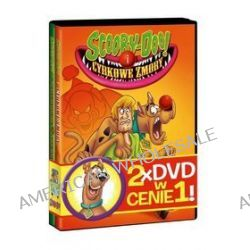 Scooby-Doo i cyrkowe zmory + Scooby-Doo i potworne safari (2 DVD) (DVD)