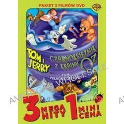 Tom i Jerry: Czarnoksiężnik z krainy Oz, Królik Bugs: Zakochany i zwariowany, Taz-mania, część 1 (DVD) - Spike Barndt, James Davis, Art Vitello