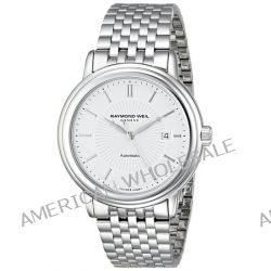 Raymond Weil Maestro Automatic Stainless Steel Mens Watch Calendar 2847-ST-30001