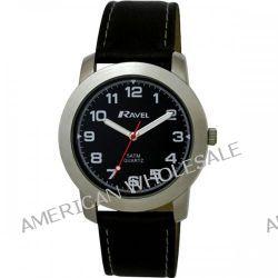 Ravel Jungen-Armbanduhr Analog Kunststoff schwarz R5-2.3B