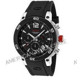 Red Line Herren-Armbanduhr Red Line Mission Chronograph schwarz RL-50033-01