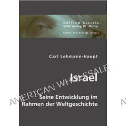 Bücher: Israel  von Carl Lehmann-Haupt