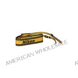 Nikon  AN-6Y Wide Nylon Neckstrap 4507 B&H Photo Video