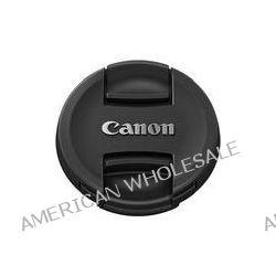 Canon E-52 II Lens Cap for 52mm EF-M Lens 6315B001 B&H Photo