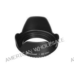 Sensei  62mm Screw-on Tulip Lens Hood LHSC-62 B&H Photo Video