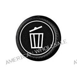 LenzBuddy Trash Icon Rear Lens Cap for Nikon Cameras 62113-01