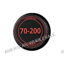 LenzBuddy 70-200mm Rear Lens Cap (Black & Red) 51134-02 B&H